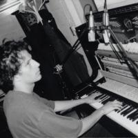 "Raf ""Le Baron"" on the piano"