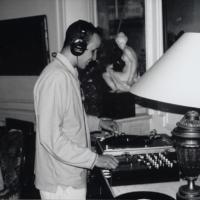 DJ Hi-Man at work
