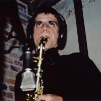 Jérémy and his sax