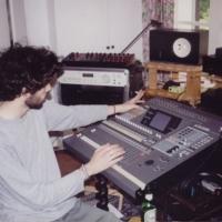"""Alexis """"Cro-Cro"""" recording the band"""